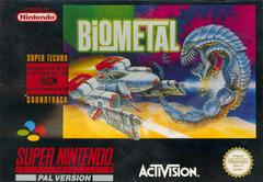 Biometal PAL Super Nintendo Prices