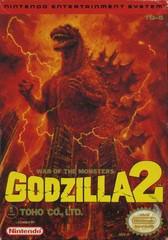 Godzilla 2 NES Prices