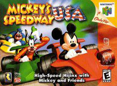 Mickey's Speedway USA Nintendo 64 Prices
