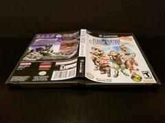 Final Fantasy - Cover Art   Final Fantasy Crystal Chronicles Gamecube