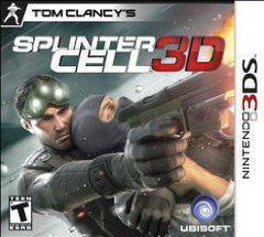 Splinter Cell 3D Nintendo 3DS Prices