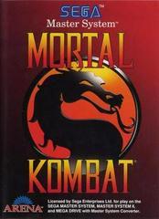 Mortal Kombat PAL Sega Master System Prices