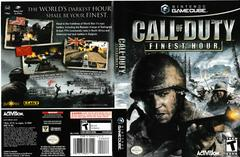 Call Of Duty Finest Hour Prices Gamecube Compare Loose Cib New Prices