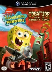 SpongeBob SquarePants Creature from Krusty Krab Gamecube Prices