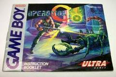 Operation C - Instructions   Operation C GameBoy