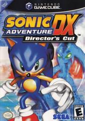 Sonic Adventure DX Cover Art