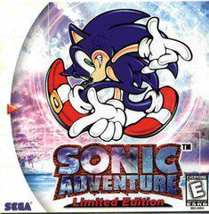 Sonic Adventure Limited Edition Sega Dreamcast Prices