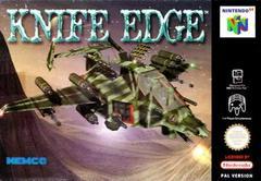 Knife Edge PAL Nintendo 64 Prices