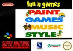 Fun 'n Games PAL Super Nintendo Prices