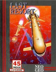 Last Resort Neo Geo AES Prices