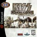 KISS Psycho Circus The Nightmare Child | Sega Dreamcast