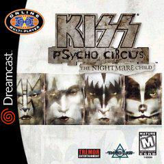 KISS Psycho Circus The Nightmare Child Sega Dreamcast Prices