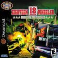 18 Wheeler American Pro Trucker | Sega Dreamcast