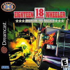 18 Wheeler American Pro Trucker Sega Dreamcast Prices