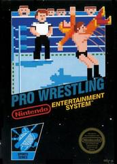 Pro Wrestling [5 Screw] NES Prices
