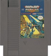Cartridge   Bionic Commando NES