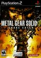 Metal Gear Solid 3 Snake Eater | Playstation 2