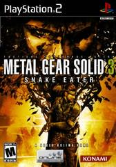 Metal Gear Solid 3 Snake Eater Playstation 2 Prices
