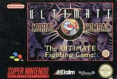 Ultimate Mortal Kombat 3 PAL Super Nintendo Prices