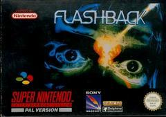 Flashback PAL Super Nintendo Prices