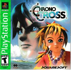 Manual - Front | Chrono Cross [Greatest Hits] Playstation