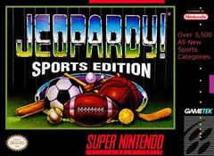 Jeopardy Sports Edition Super Nintendo Prices