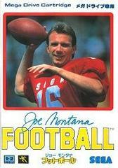 Joe Montana Football JP Sega Mega Drive Prices