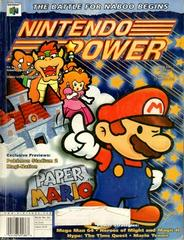 [Volume 141] Paper Mario Nintendo Power Prices