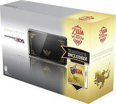 Nintendo 3DS Black Zelda Limited Edition Nintendo 3DS Prices