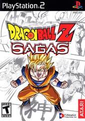 Dragon Ball Z Sagas Playstation 2 Prices