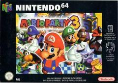 Mario Party 3 PAL Nintendo 64 Prices