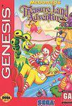 McDonald's Treasureland Adventure Sega Genesis Prices