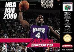 NBA Jam 2000 PAL Nintendo 64 Prices