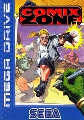 Comix Zone PAL Sega Mega Drive Prices