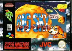 Big Sky Trooper PAL Super Nintendo Prices