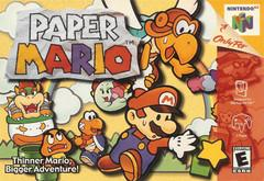 Paper Mario Nintendo 64 Prices