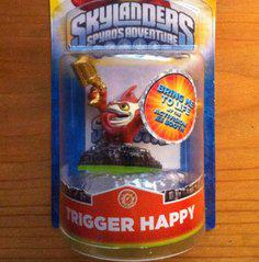 Trigger Happy - E3, 2011 Skylanders Prices