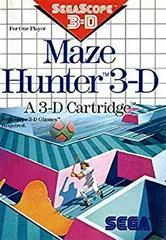 Maze Hunter 3D PAL Sega Master System Prices