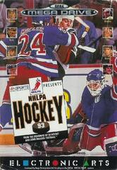 NHLPA Hockey '93 PAL Sega Mega Drive Prices