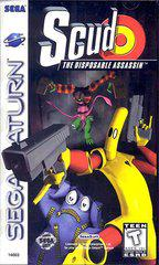 Scud The Disposable Assassin Sega Saturn Prices