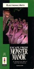 Escape from Monster Manor 3DO Prices