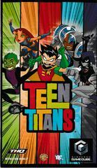 Manual - Front | Teen Titans Gamecube