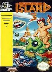 Adventure Island 3 - Front | Adventure Island 3 NES