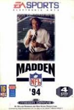 Madden NFL '94 PAL Sega Mega Drive Prices