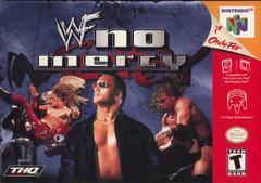 WWF No Mercy Nintendo 64 Prices