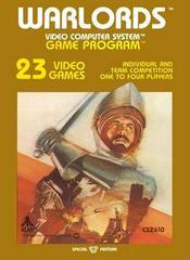 Warlords Atari 2600 Prices