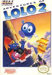 Adventures of Lolo 2 NES Prices