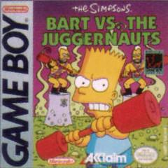 The Simpsons Bart vs the Juggernauts GameBoy Prices