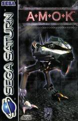 Amok PAL Sega Saturn Prices