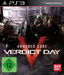 Armored Core: Verdict Day PAL Playstation 3 Prices
